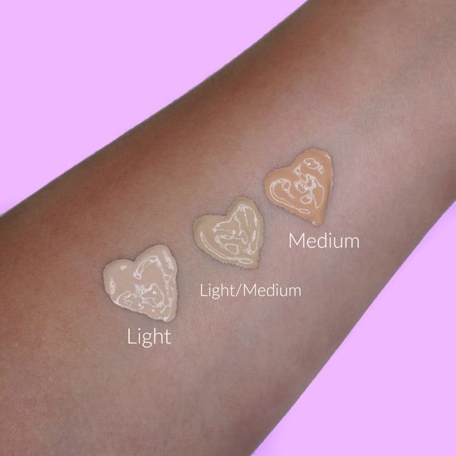 Invisible Cover Mineral Concealer